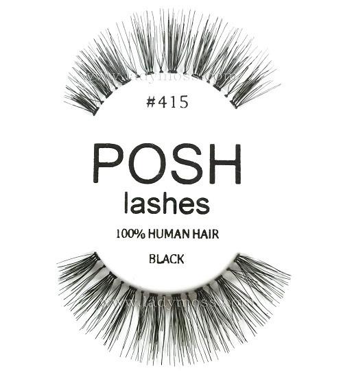 Posh Lashes #415