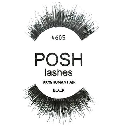 Posh Lashes #605