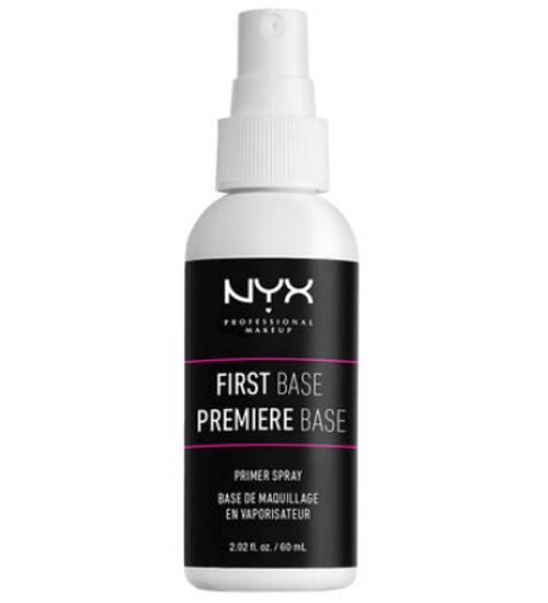 NYX First Base Primer Spray (FBPS) Lady Moss Beauty
