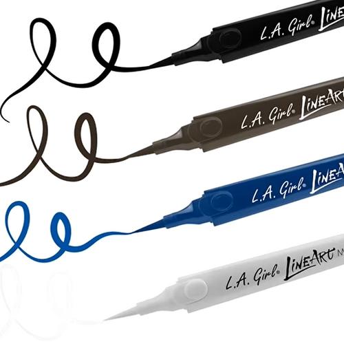 L.A. Girl Line Art Matte Eyeliner