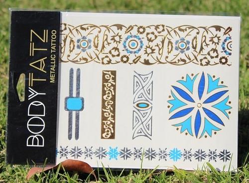 Body Tatz Metallic Tattoo - BT018
