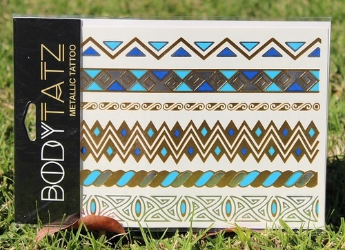 Body Tatz Metallic Tattoo - BT021