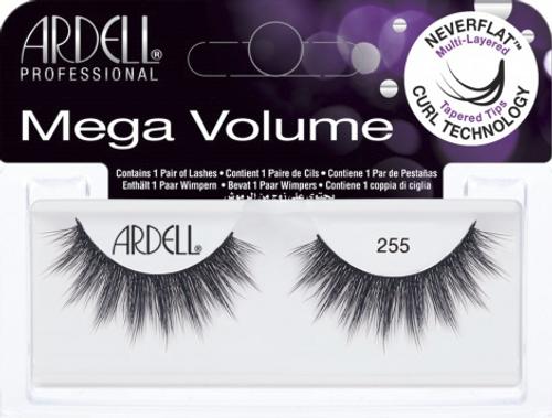 Ardell Pro Mega Volume 255 6469 False Eyelashes Picture Image LadyMoss