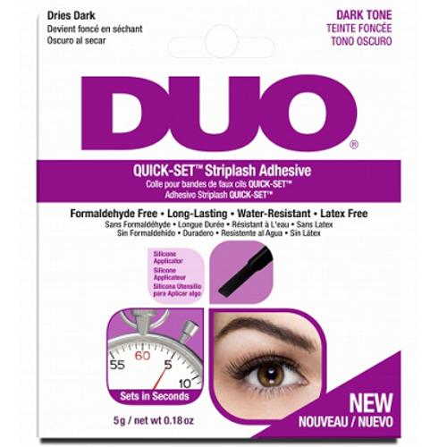 Duo Quick-Set Dark Adhesive