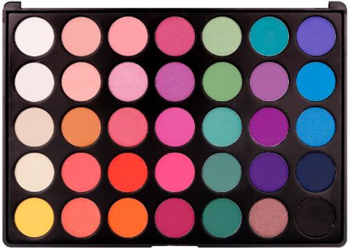 Kara Beauty ES02 - Professional Eyeshadow Palette
