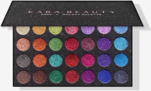 Kara Beauty ES67 - GALAXY Glitter Eyeshadow Palette