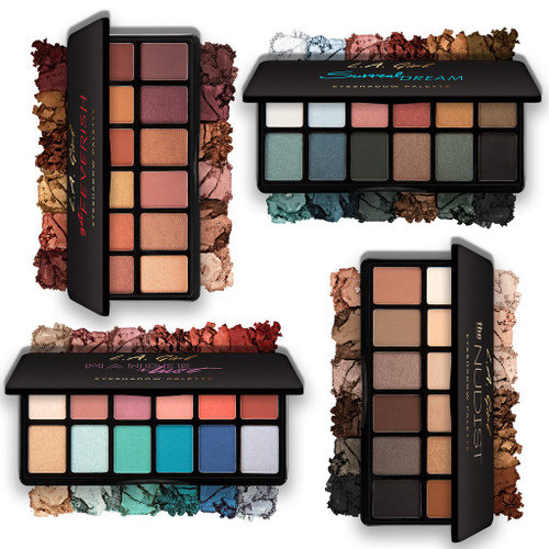 L.A. Girl Fanatic Eyeshadow Palette