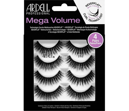 Ardell Mega Volume 252 - 4 Pack