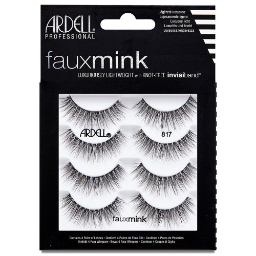 Ardell Faux Mink 817 - 4 Pack
