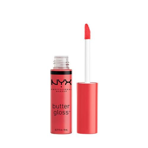 NYX Butter Gloss - Pink Buttercream (S-BLG28) ladymoss.com