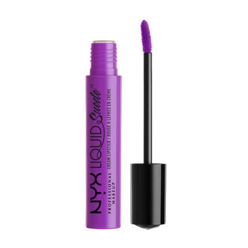 NYX Liquid Suede Cream Lipstick - Run the World (S-LSCL15) ladymoss.com