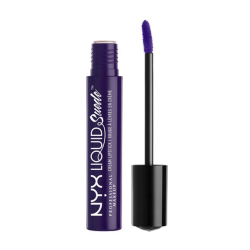 NYX Liquid Suede Cream Lipstick - Foul Mouth (S-LSCL18) ladymoss.com