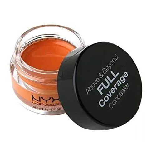 NYX Concealer Jar - Orange (S-CJ13) ladymoss.com