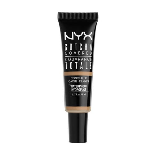 NYX Gotcha Covered Concealer - Tan (S-GCC07) ladymoss.com