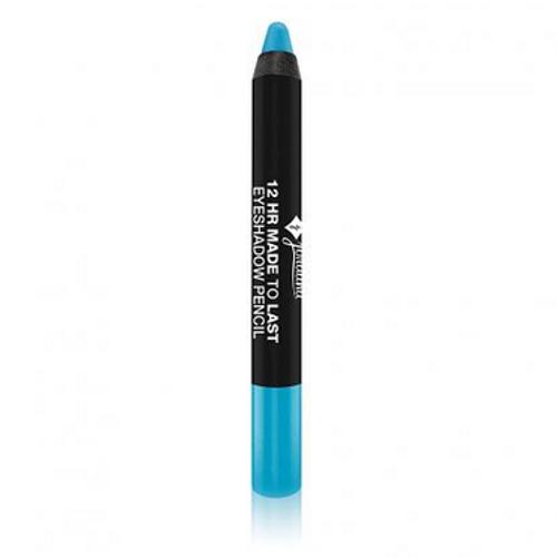 Jordana 12 Hour Made To Last Eyeshadow Pencil - Aqua Last (MEP06) ladymoss.com