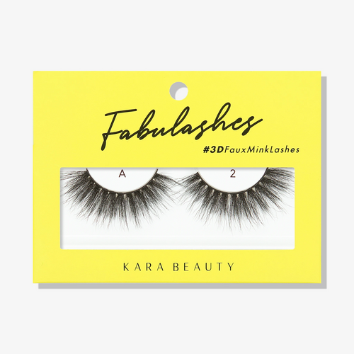 Kara Beauty A2 Fabulashes 3D Faux Mink Lashes