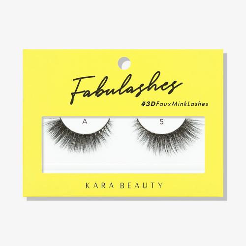 Kara Beauty A5 Fabulashes 3D Faux Mink Lashes