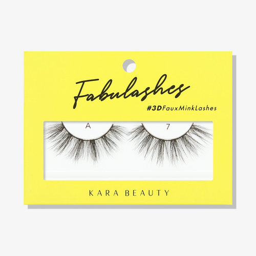 Kara Beauty A7 Fabulashes 3D Faux Mink Lashes