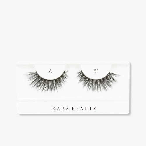 Kara Beauty A51 Fabulashes 3D Faux Mink Lashes