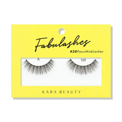 Kara Beauty A109 Fabulashes 3D Faux Mink Lashes