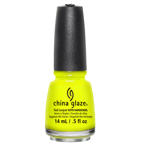 China Glaze Nail Polish - Celtic Sun (1015) ladymoss.com