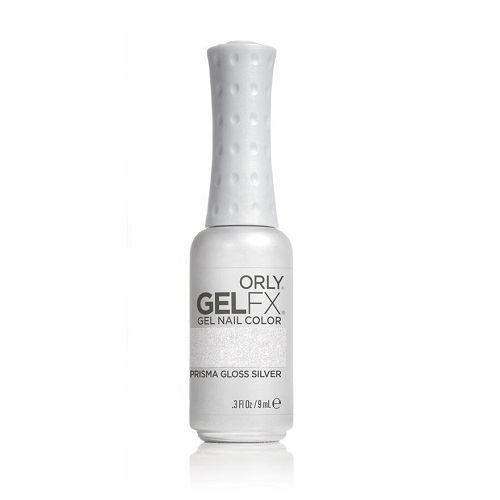 ORLY GELFX - Prisma Gloss Silver (30708) ladymoss.com