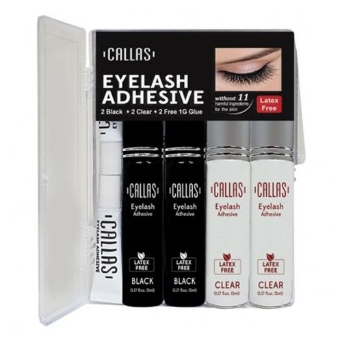 Callas Eyelash Adhesive Multipack Set