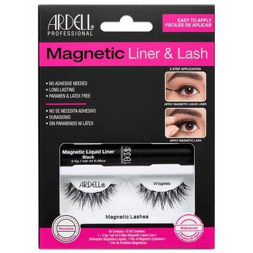 Ardell Magnetic Liquid Liner & Lash Kit - Wispies
