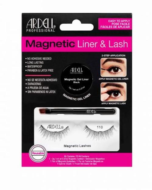 Ardell Magnetic Gel Liner & Lash Kit - 110