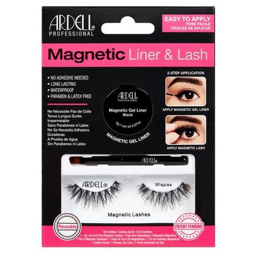 Ardell Magnetic Gel Liner & Lash Kit - Wispies
