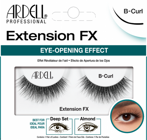 Ardell Extension FX lash - B Curl