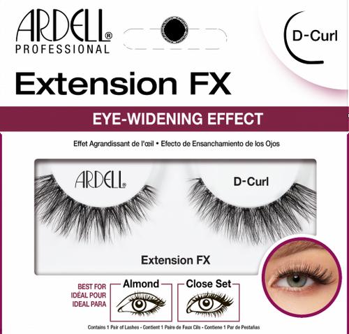 Ardell Extension FX lash - D Curl