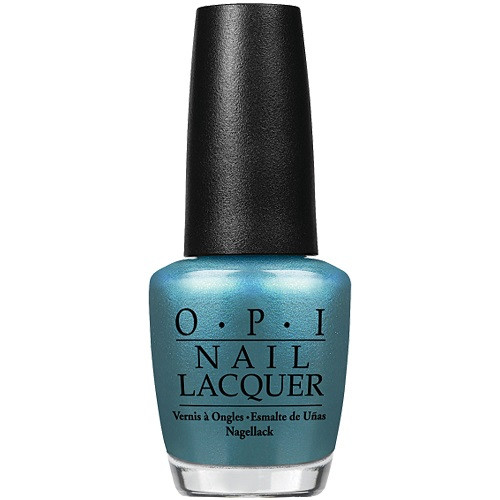 OPI Nail Lacquer - Teal The Cows Come Home