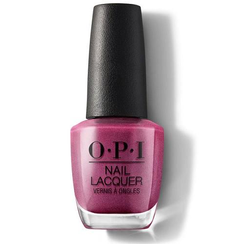 OPI Nail Lacquer - A-rose at Dawn...Broke by Noon