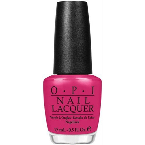 OPI Nail Lacquer - Kiss Me On My Tulips