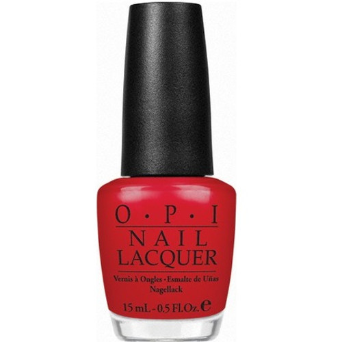 OPI Nail Lacquer - Color So Hot It Berns