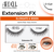 Ardell Extension FX lash - C Curl