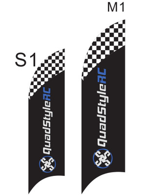 QuadStyle RC 8' Race Flag