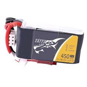 TATTU 450mah 3s Lipo Perfect for 105/110mm Quad!
