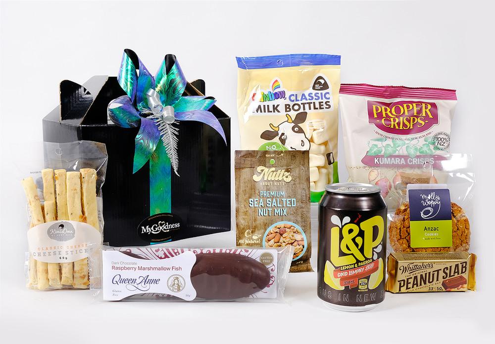 Kiwi As Gift Box