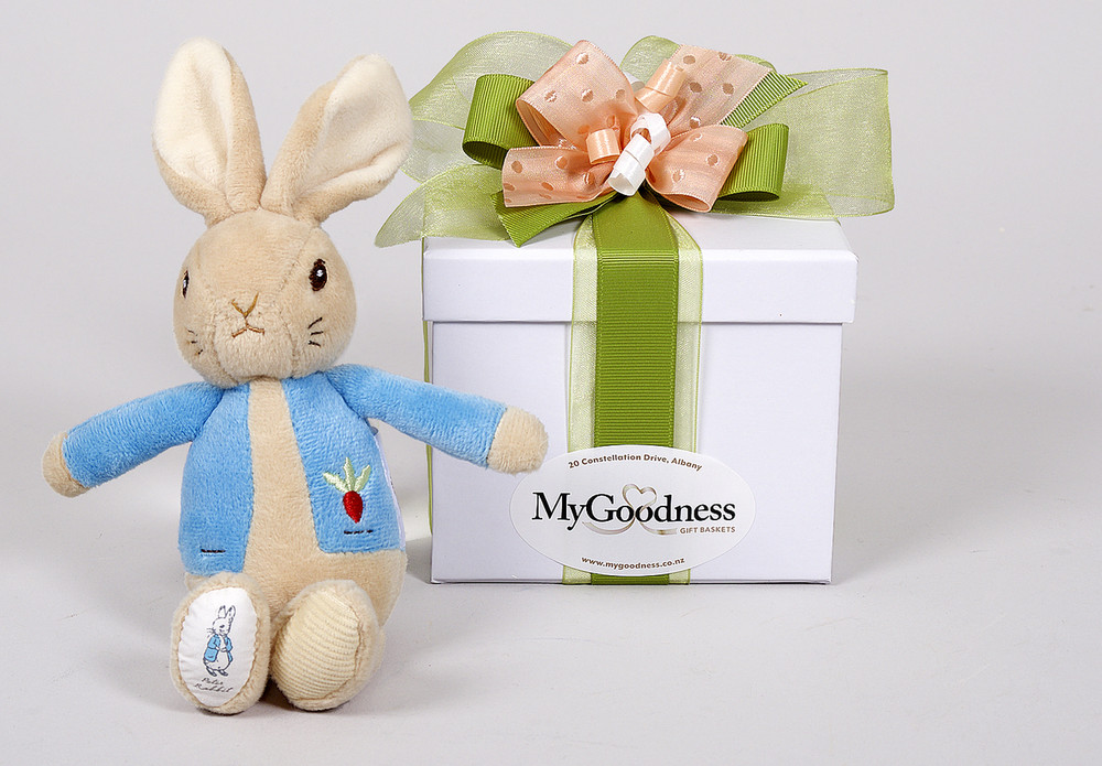 Peter Rabbit In A Box
