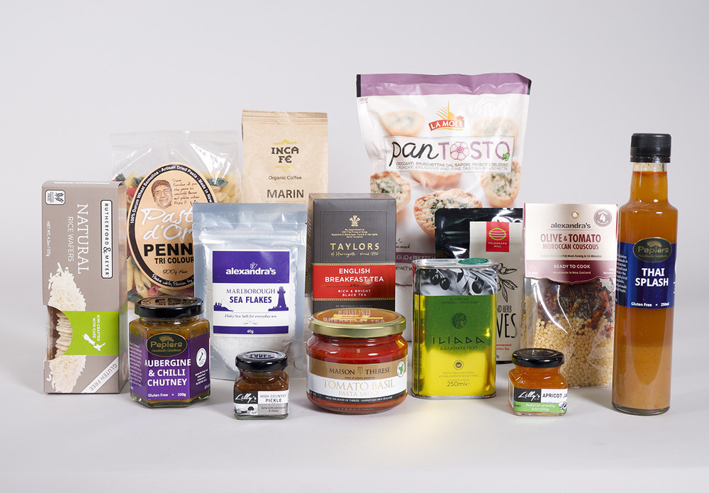 The Butlers Pantry Gift Basket
