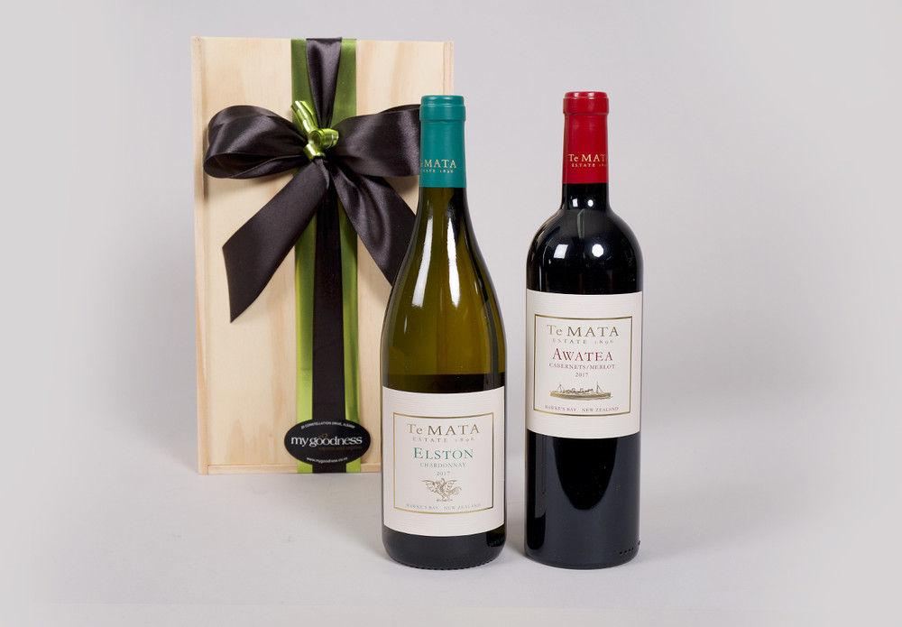 Sisters Wine Gift Box