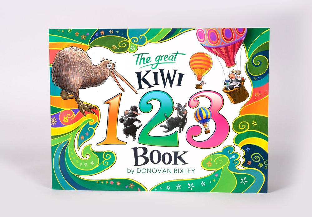 The Great Kiwi Books