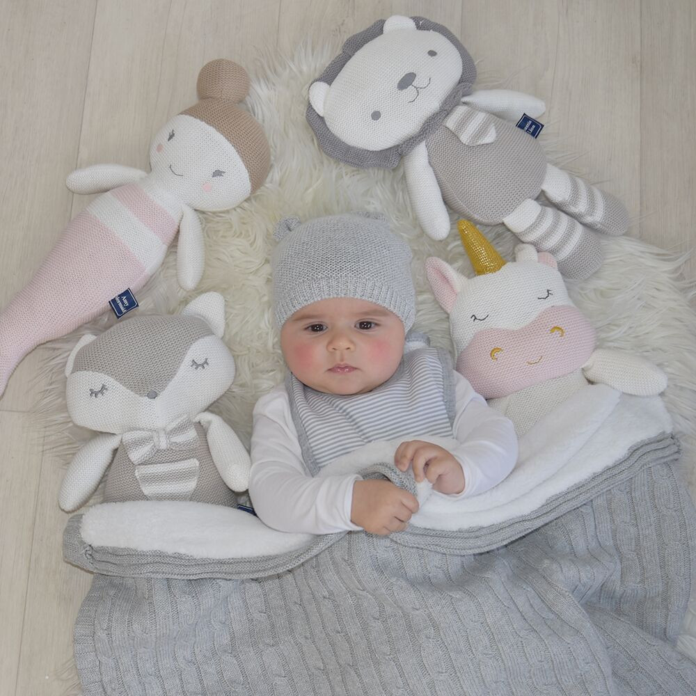 Living Textiles Knitted Toys