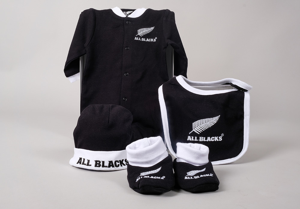 Future All Black Baby Gift NZ