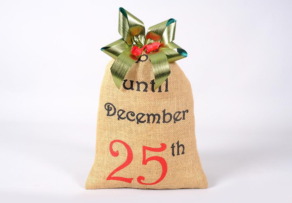 Do Not Open Christmas Hamper