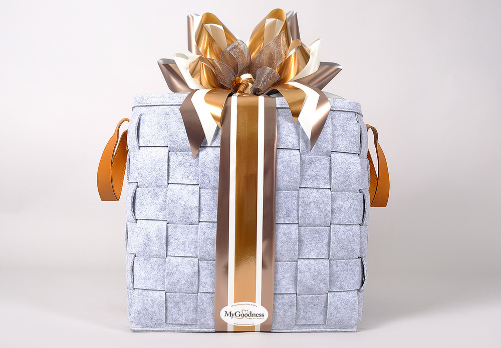 Christmas Lux Gift Basket