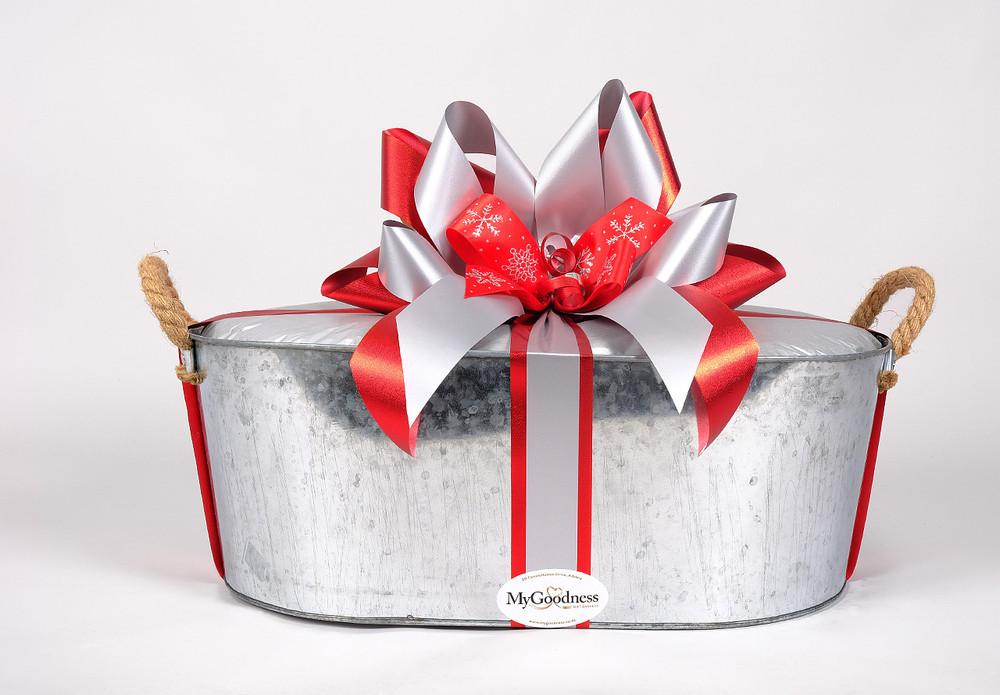 Christmas Party, Christmas Tin