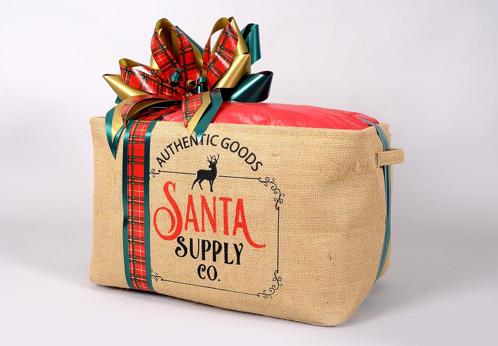 Santa Supply Co Xmas Hamper